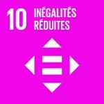 ODD 10 inégalités réduites