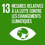 ODD 13 mesures relatives à la lutte contre les changements climatiques