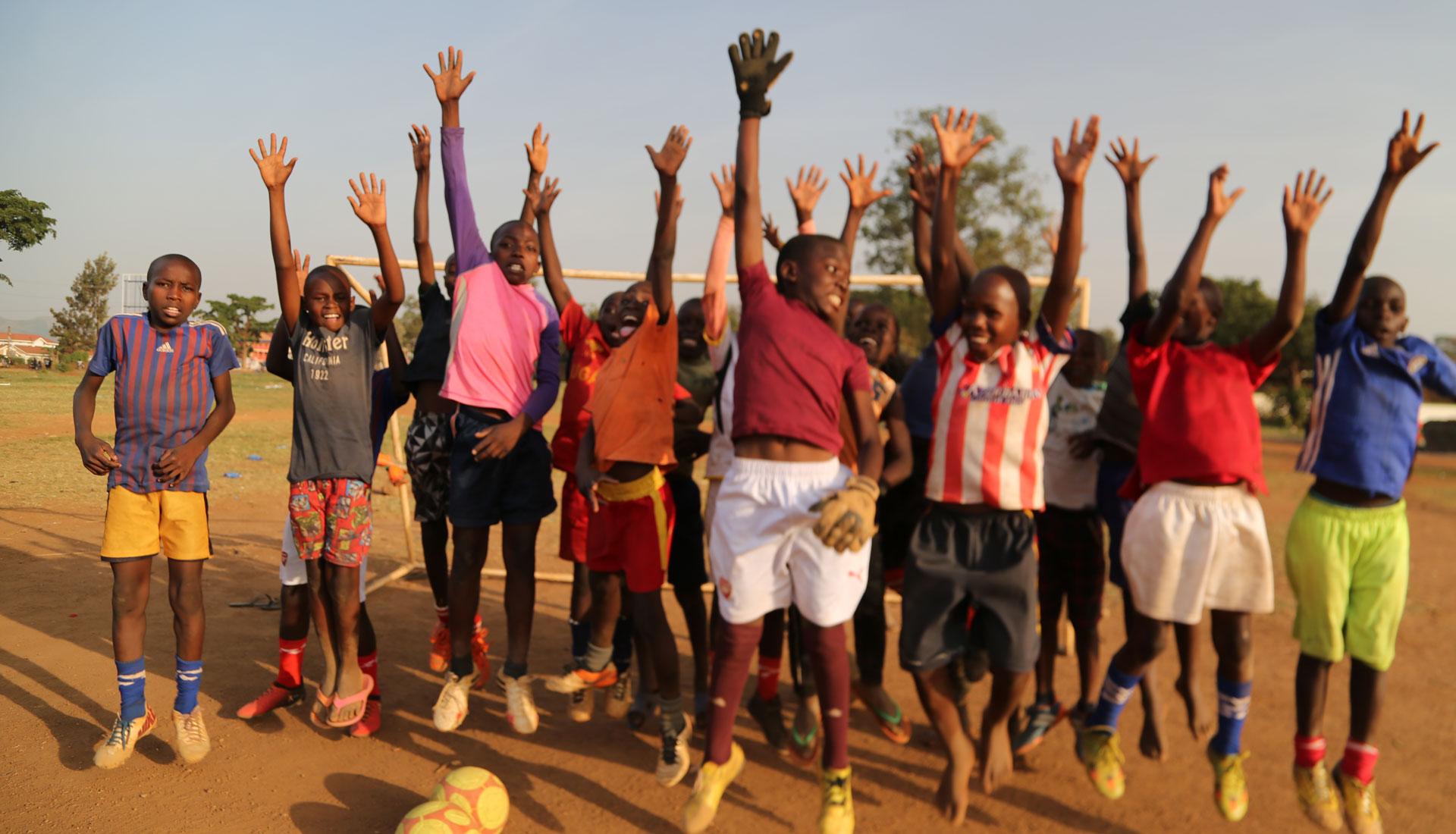Sport et Développement - Thématique Football et jeunes - Afrique