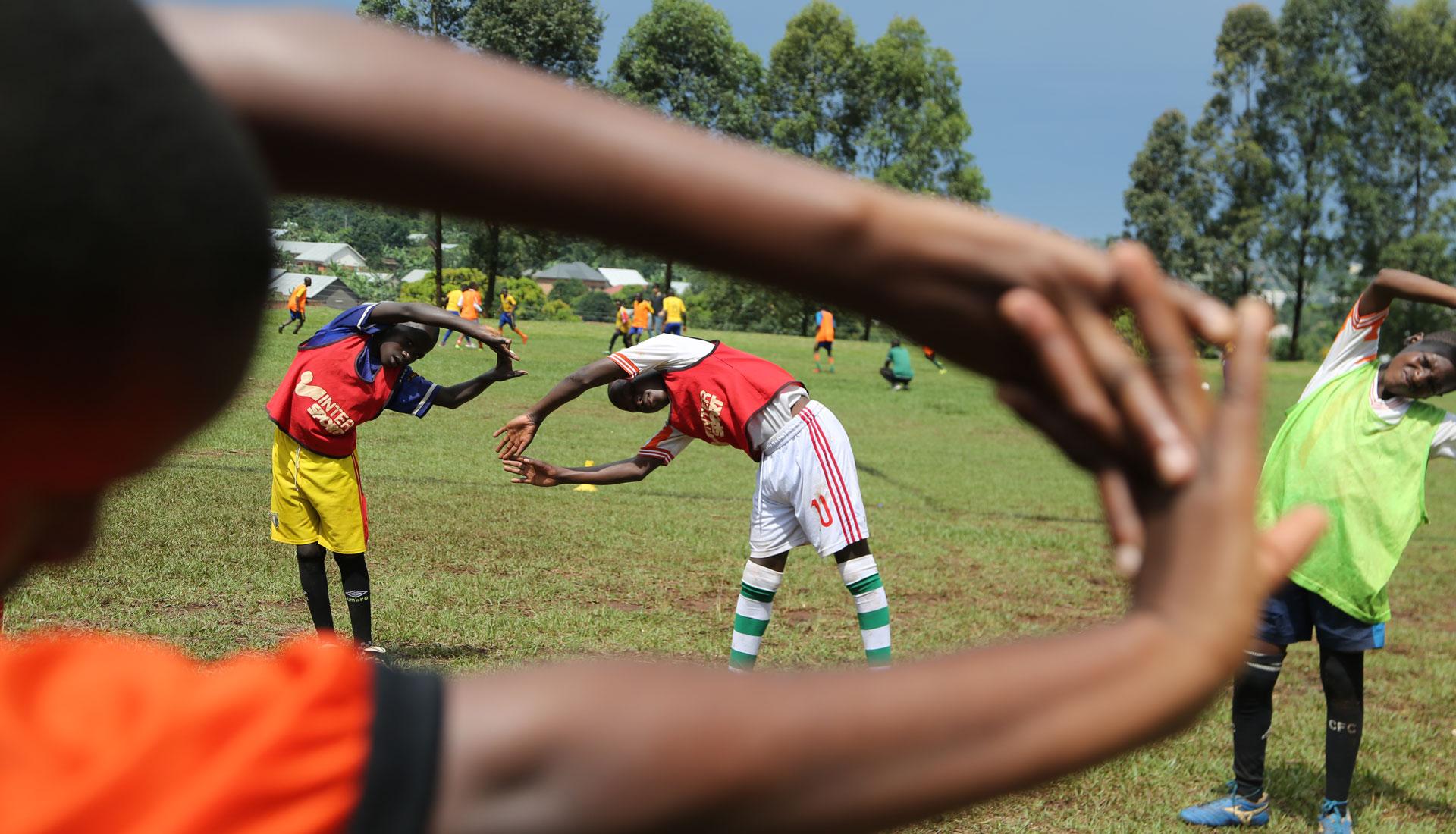Sport et Développement - Thématique éducation - Afrique
