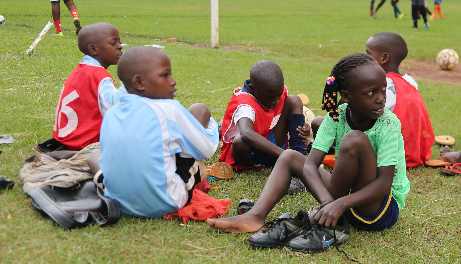 Sport et Développement - Thématique jeunesse -Afrique