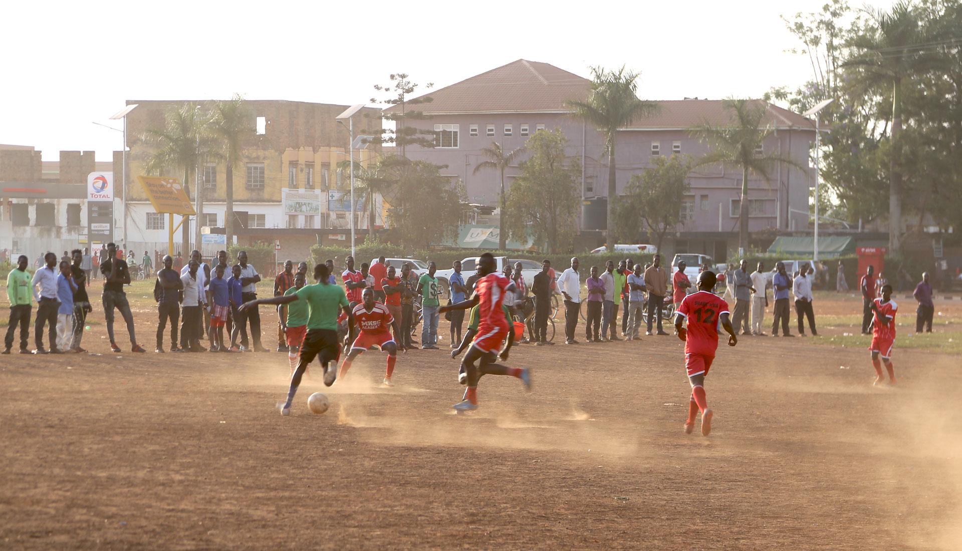Sport et Développement - Thématique Football et cohésion - Afrique