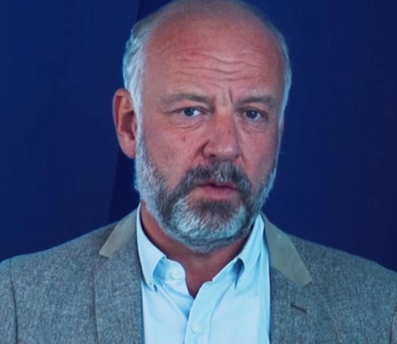 Vincent Rattez, Président de l'ONG La Guilde