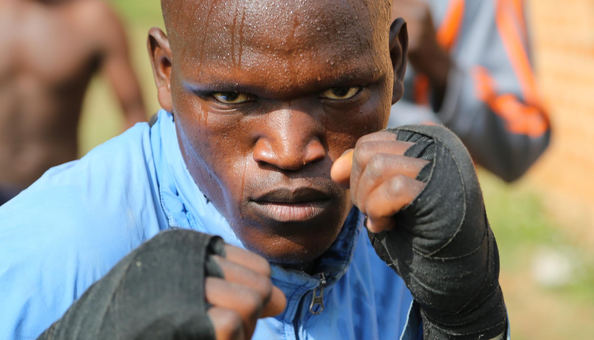 Sport et Développement Afrique Boxe